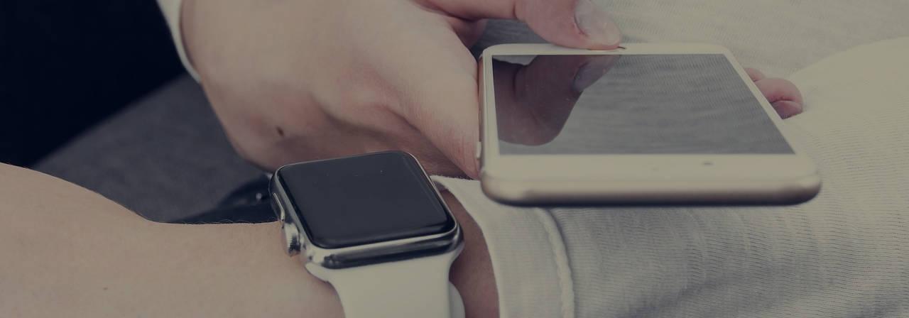 Pametni telefon in pametna ura