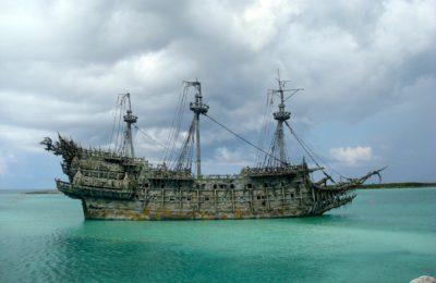 Srečanje s pirati