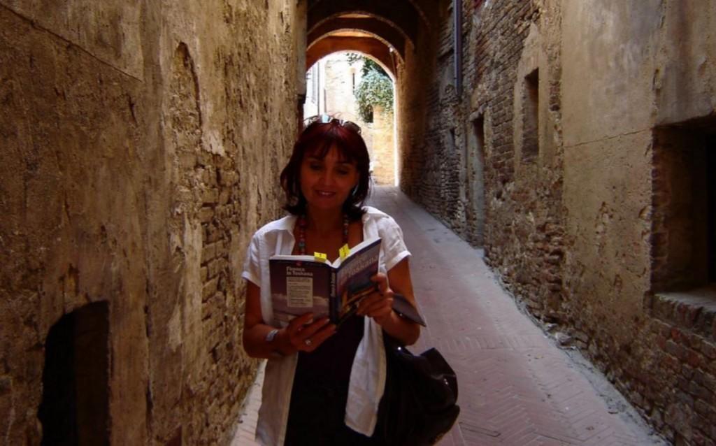 Na potovanjih se človek veliko nauči - seveda ne le iz knjig.