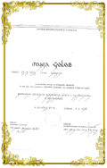 Diploma - učiteljica angleščine