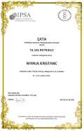 Certifikati: transakcijska analiza